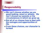 responsibility89