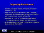 improving process cont14