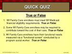 quick quiz46