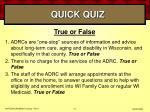 quick quiz71
