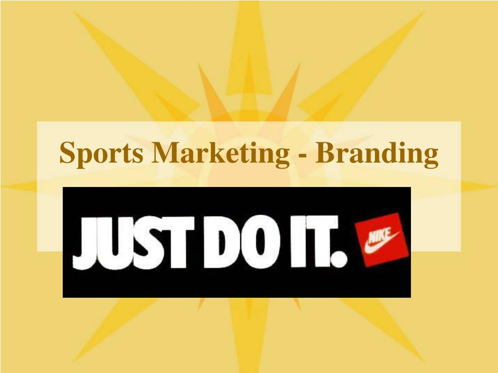 sports marketing branding l.