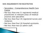 nhis requirements for registration29