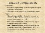 formation compressibility