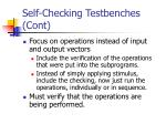 self checking testbenches cont23