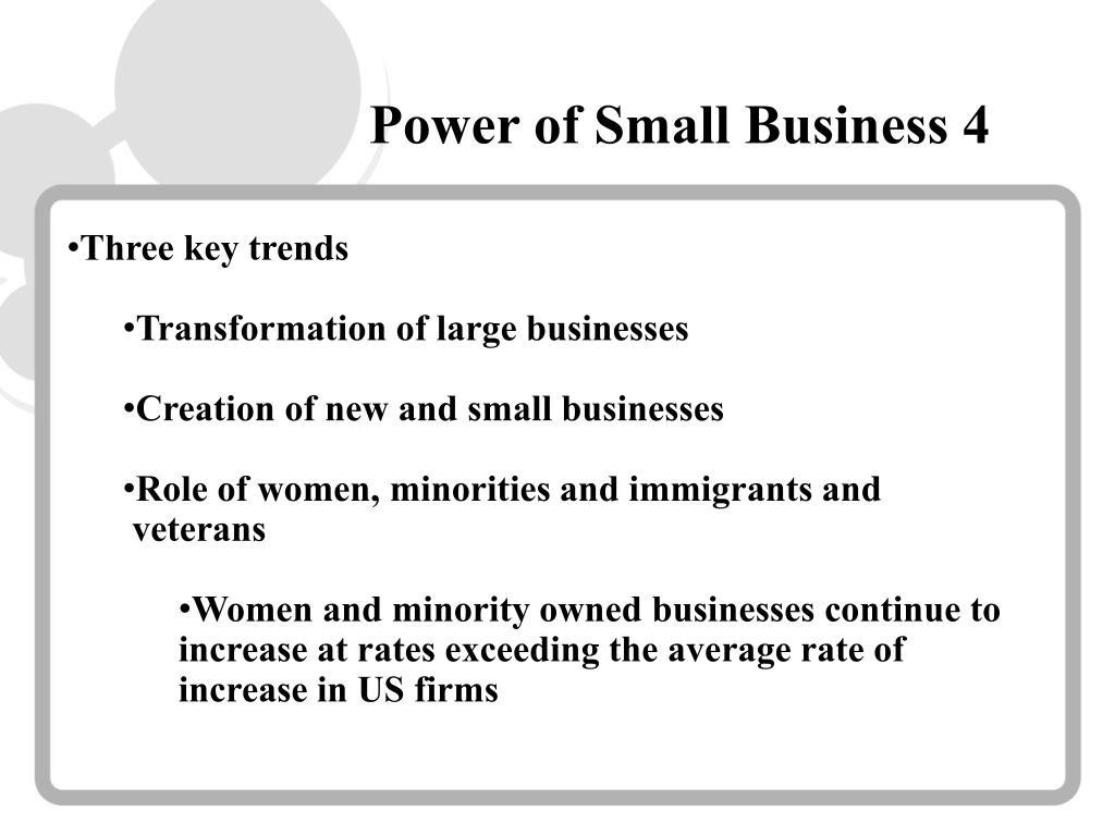Power of Small Business 4