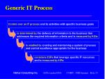 generic it process
