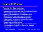 generic it process56