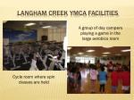 langham creek ymca facilities7