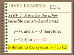 given example8