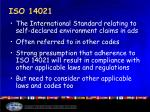 iso 14021