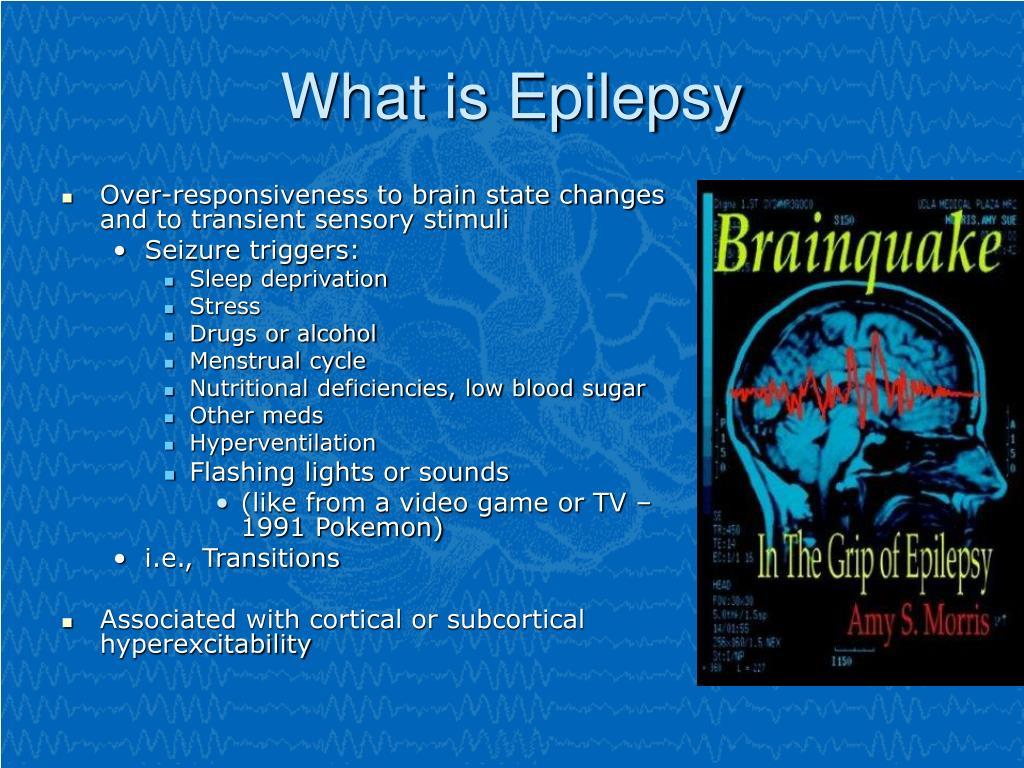 what is epilepsy l.