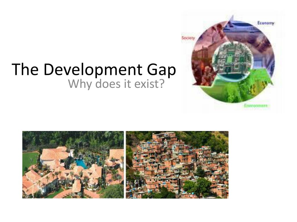 the development gap l.