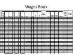 wages book