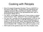 cooking with r cip s