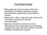 confidentiality26