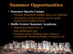summer opportunities16
