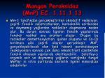 mangan peroksidaz mnp ec 1 11 1 1340