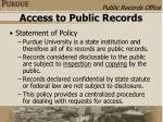access to public records4