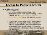 access to public records6