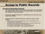 access to public records9
