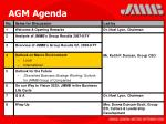 agm agenda16