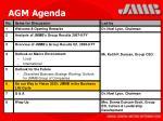 agm agenda30