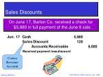 sales discounts35