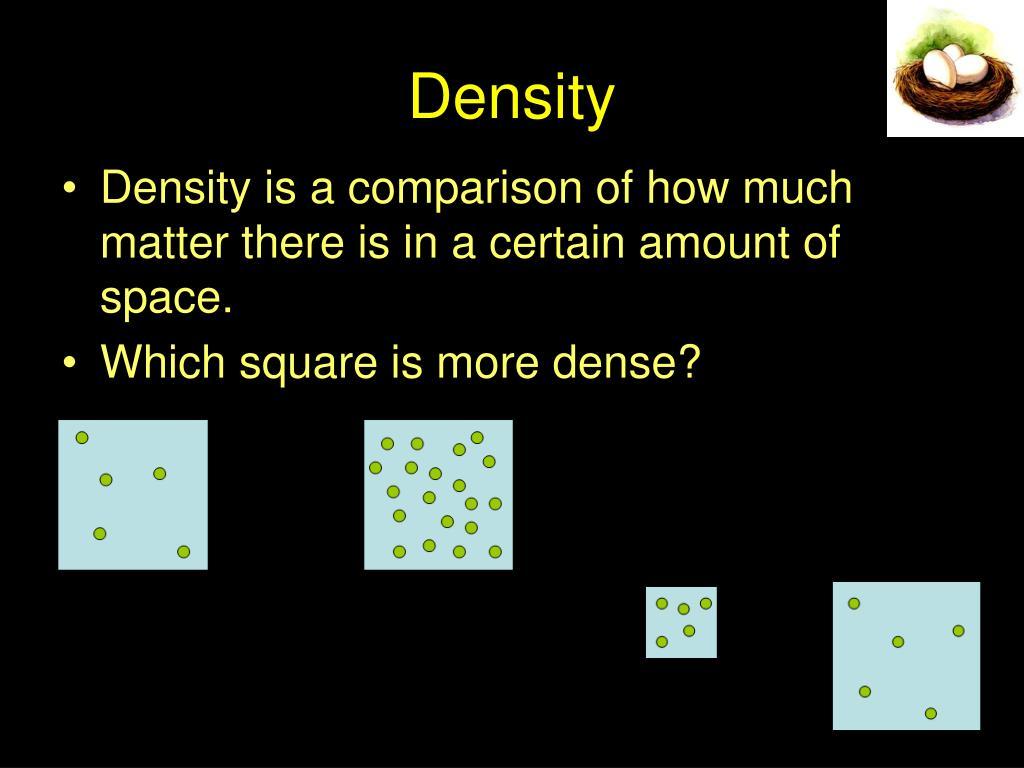 density l.
