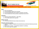 informal settlement upgrades 2007 2008