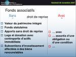 fonds associatifs