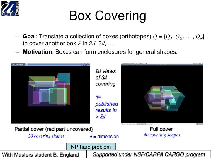 Box covering