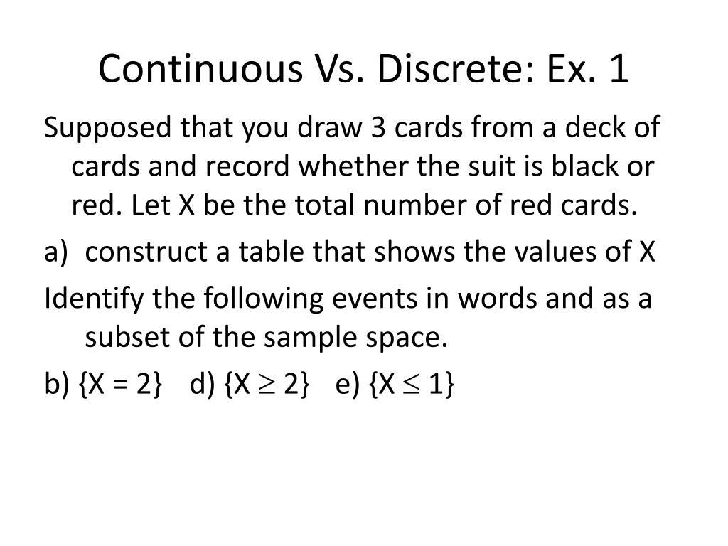 continuous vs discrete ex 1 l.