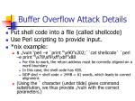 buffer overflow attack details49