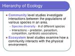 hierarchy of ecology4