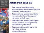 action plan 2011 1545