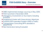 fssi exgdds story overview