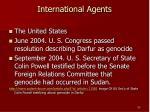 international agents53