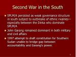 second war in the south31