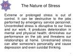 the nature of stress4