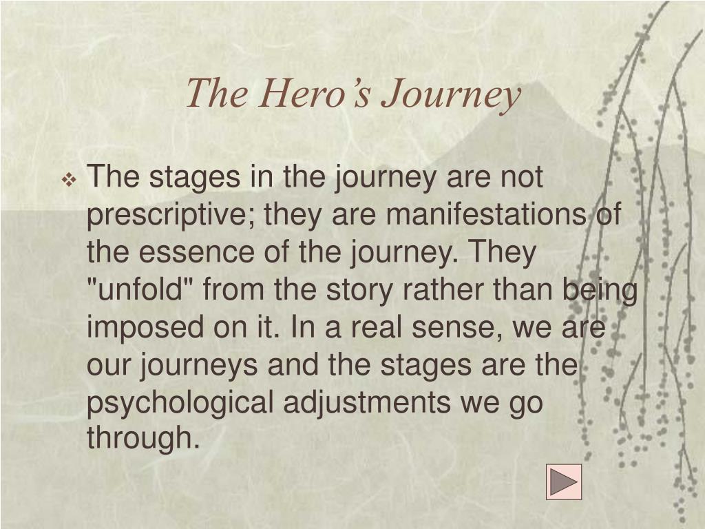 the hero s journey l.