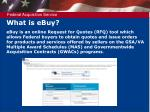 what is ebuy