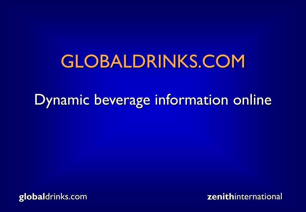 globaldrinks com l.