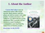 1 about the author