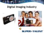 digital imaging industry
