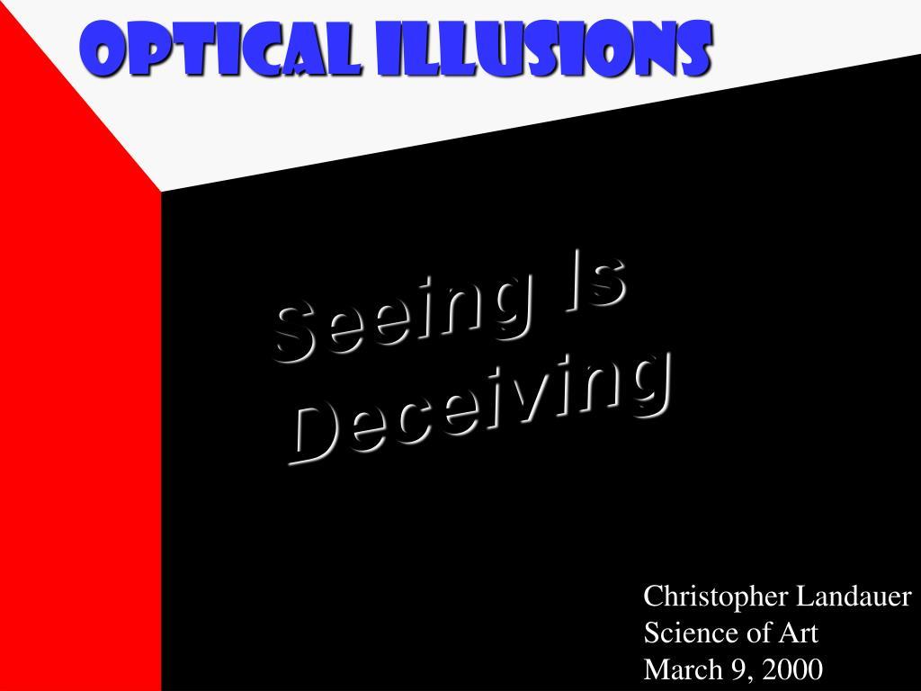 optical illusions l.