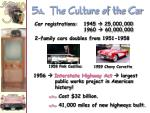 5 a the culture of the car