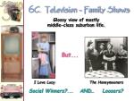 6c television family shows
