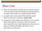 motor units60