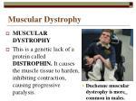 muscular dystrophy118