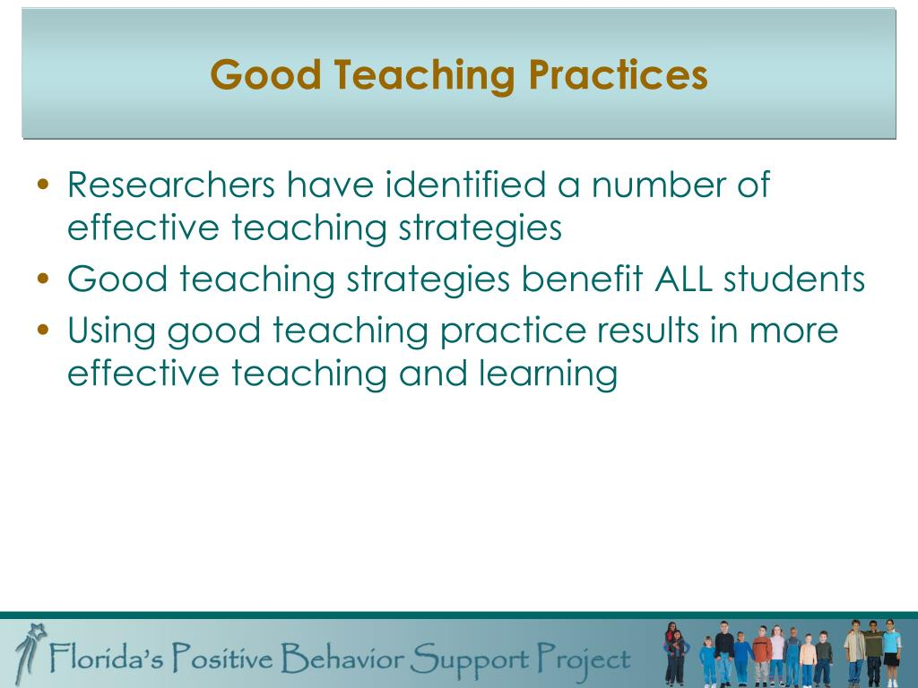 good practice in teaching esp presentations Office of undergraduate studies 892012 supporting document for scholarship in practice  scientific poster presentation  of the teaching fellow and the.